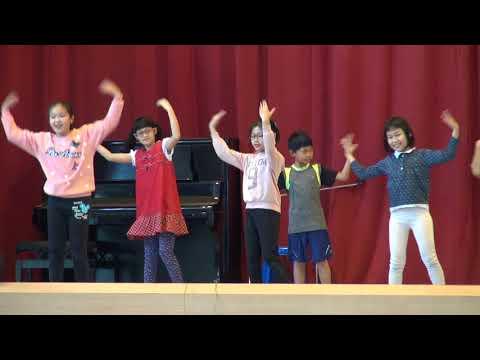 1070314兒童時間~三年級班群—地球的孩子、隱形的翅膀 - YouTube