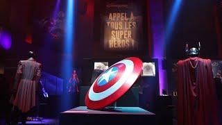 1ères infos sur l'Été des Super Héros Marvel - iNSIDE Disneyland Paris