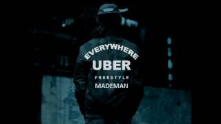 Mademan cover (uber everywhere)