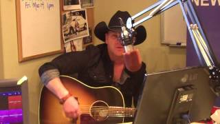 Live at KX 94.7 - Bobby Wills - Undressed