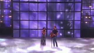 Alex & Sierra - Give Me Love [Final] (Live The X Factor)