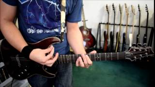 Papa Roach - Help (Guitar Cover)