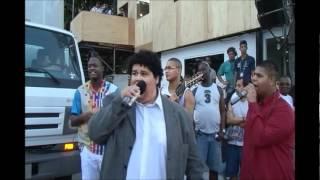 Abertura dos Desfiles das Escolas de Samba Mirins 2012 (Hino da AESM-RJ) - Thiago Acacio