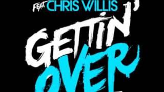 David Guetta & Chris Willis feat. Fergie & LMFAO - Gettin' over you