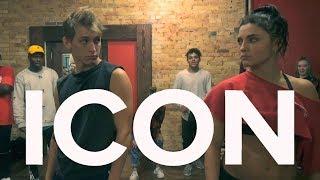"Jade Chynoweth & Josh Killacky | ""ICON"" - Jaden Smith"
