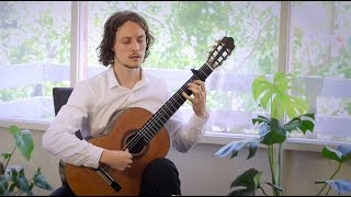 Dowland: Fantasia No. 7 played by Andrey Lebedev