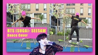 BTS (방탄소년단) Suga - Seesaw (Trivia 轉) Dance Cover