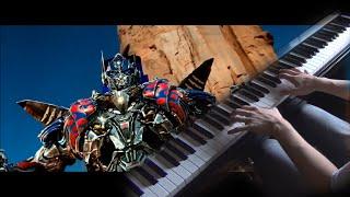 Transformers 4 Age of Extinction - Autobots Reunite(Piano)