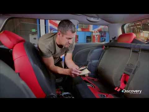 Махинаторы (сезон 14, серия 16) - Замена топливного фильтра в Мини Купере