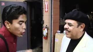 Smokin' Texas R&B Backstage - Johnny Hernandez & Jonny B