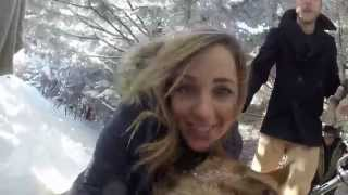 GoPro: Our Snowy Wedding (from our dog's perspective)