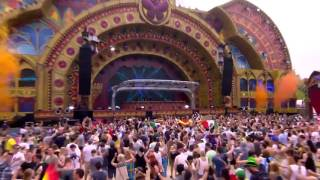 "Sagan-""Happiness"" live at Tomorrowland Belgium 2016 by Lucas&Steve"