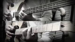 The Ronettes 『Be My Baby』 を弾いてみた!【Bass,Guitar】