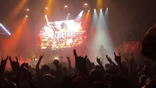Sabaton - The Last Stand Live - Ludwigsburg 2017