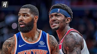 Washington Wizards vs New York Knicks - Full Game Highlights | October 11, 2019 | 2019 NBA Preseason