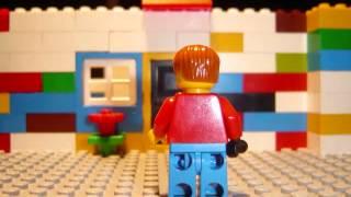 Lego Camper Crash