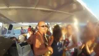 Ibiza's Wonders Boat Parties 2014