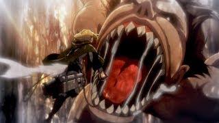 Attack on Titan Season 2 [ AMV ] - Ymir & Krista