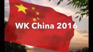 WK CHINA 2016