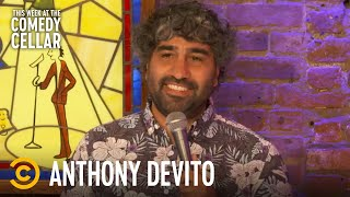 The Biggest Difference Between Your 20s and 30s - Anthony DeVito - This Week at the Comedy Cellar