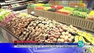 Bravo Supermarket abre tienda en Cape Coral