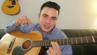 """G Eazy - """"Random"""" How to Play Guitar (Easy!! Guitar Tutorial!!)"""