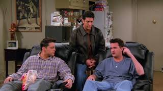 Friends but the laugh track is Adele's laugh