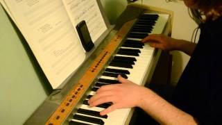 Boards of Canada - Melissa Juice (Piano Cover)