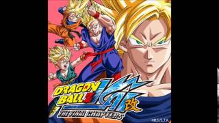 Dragon ball Kai 2014 OST - 27. Super Saiyan Three