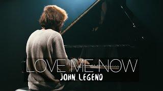 """Love Me Now"" - John Legend (Piano Cover) - Costantino Carrara"