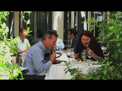 La Colombe: number 7 restaurant in South Africa