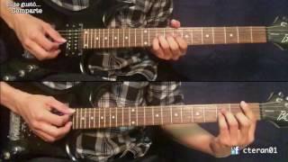 Chofercito Carretero - Los Shapis Tutorial/Cover Guitarra