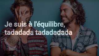 Frero Delavega A l' équilibre Paroles