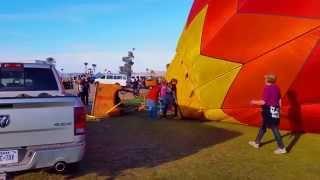 Trip to Lake Havasu Balloon Festival 2015