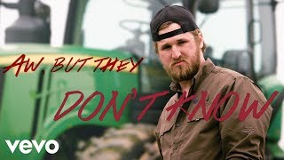 Jason Aldean - They Don't Know (Lyric Video)