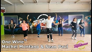 One Wine 'Machel Montano & Sean Paul  (COREOGRAFIA CESAR MOLINA)