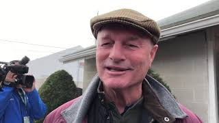 Ky Derby: Richard Mandella on Omaha Beach's old quarter crack