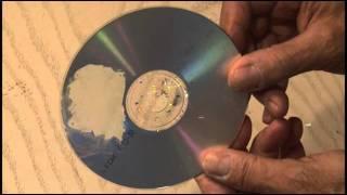 CD Bubble! It blows!