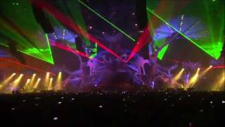JDX feat. Sarah Maria - Live The Moment (Qlimax 2009 preview Video-Cut)