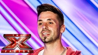 Ben Haenow sings Bill Withers' Ain't No Sunshine | Room Auditions Week 2 | The X Factor UK 2014
