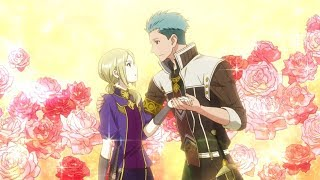 Kiki and Mitsuhide Snow with red Hair ANIME MIX - I'll Be By your Side