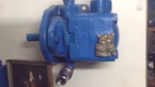Vickers hydraulic training hydraulic motors