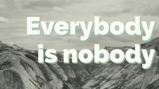 Symbolic & Sphera - Everybody Is Nobody (Teaser)