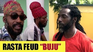 BADMIND For Buju Banton (LIVE INTERVIEW) Chronic Law - Mi Remeber