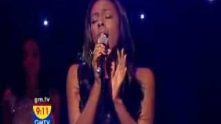 Alexandra Burke - Official Single - 'Hallelujah'