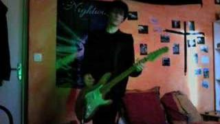 Turn The Page Metallica Cover Guitar Gwill013