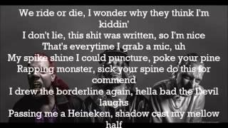 Dope D.O.D - Trapazoid [Lyrics]