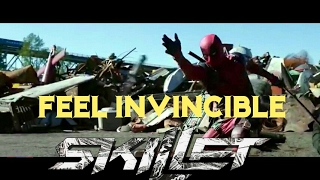 Marvel: AMV - Skillet - Feel Invincible