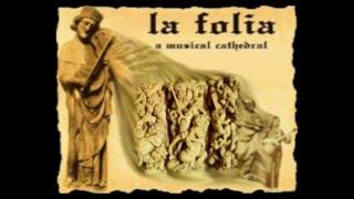 Antonio Martín Y Coll, Las Folías (La Folia) 1709, Ana Aguado (organ) 4 Sept 2015