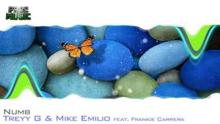 Treyy G & Mike Emilio feat. Frankie Carrera - Numb